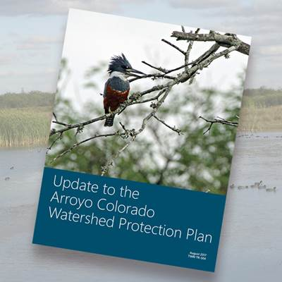 2017 Update to the Arroyo Colorado Watershed Protection Plan
